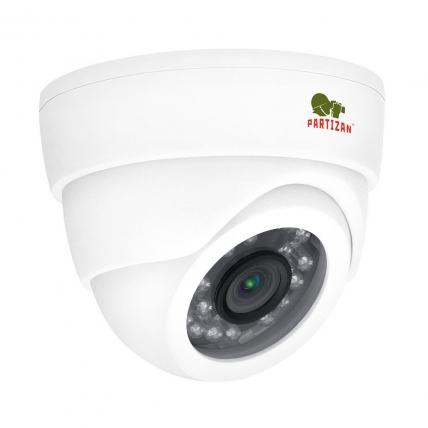 1.0MP AHD камера CDM-223S-IR HD 3.4 - 1