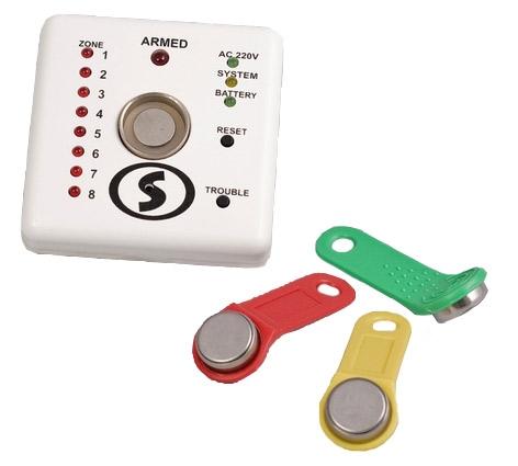 Выносной модуль индикации и управления Линд-7 - 1