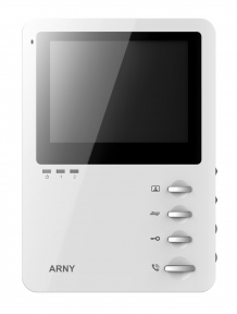 Видеодомофон ARNY AVD-410 - 1