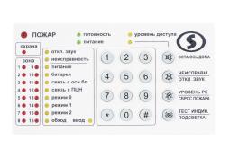 Выносной модуль индикации и управления «Линд-9М3»