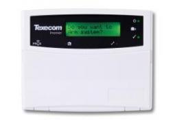 Texecom Premier LCD