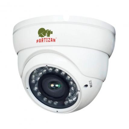 4.0MP AHD Варифокальная камера CDM-VF37H-IR SuperHD 4.1 - 1