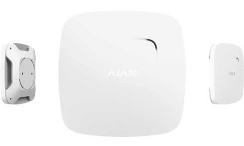 Беспроводной датчик детектирования дыма и угарного газа Ajax FireProtect Plus - 1