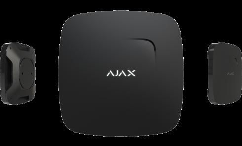 Беспроводной датчик детектирования дыма и угарного газа Ajax FireProtect Plus - 2